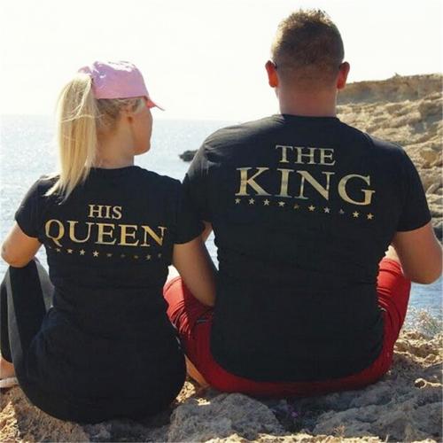 His Queen & The King páros póló