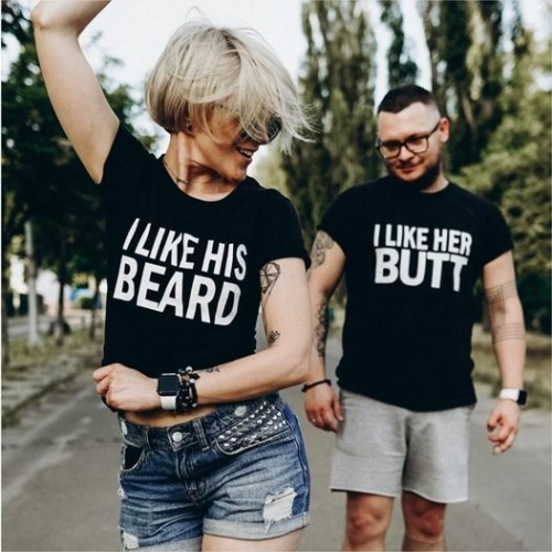 I Like His Beard