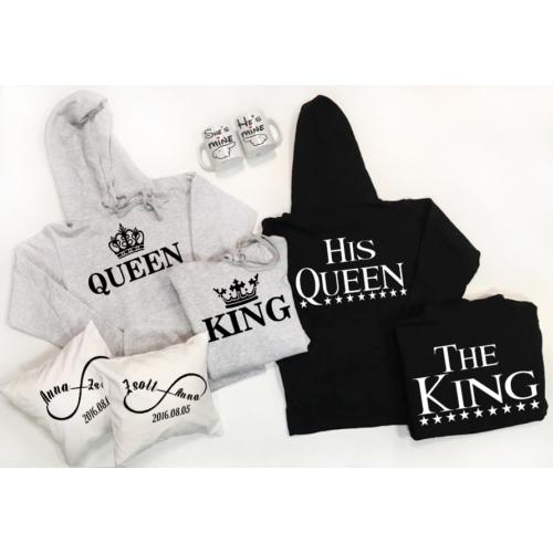 The King & Classic Queen ajándékcsomag