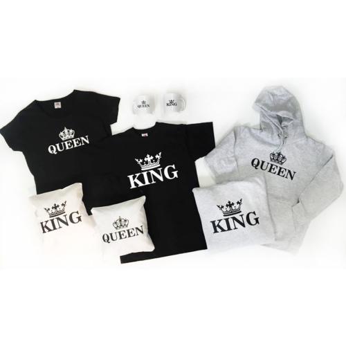 Classic Queen & King ajándékcsomag