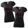 Kép 1/2 - Friends-forever-arrow-baratnos-paros-polo