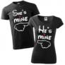 Kép 1/2 - he's mine and she's mine
