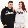 Kép 1/2 - love-minnie-and-mickey--paros-pulover
