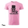 Kép 1/6 - legénybúcsú vőlegény rózsaszín póló
